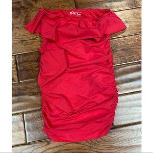 Bra Top Strapless Dress